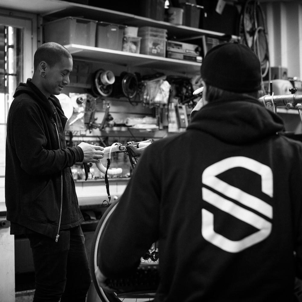 Sørensen Sykler — Nettbutikk og miljøbilder