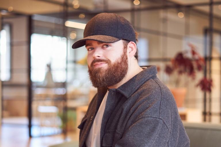Ta en titt på vår ferskeste Brand Manager, Atle