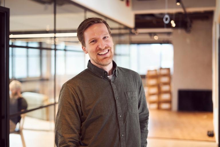Bli kjent med designer Ole-Jørgen